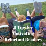 8 Tips for Motivating Reluctant Readers