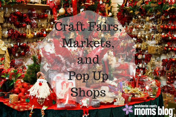 craft fairs markets and pop up shops
