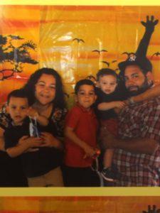 Gio's Family.
