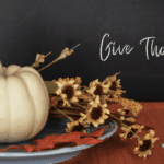 Why Thanksgiving Has a New Meaning Once You Have Kids
