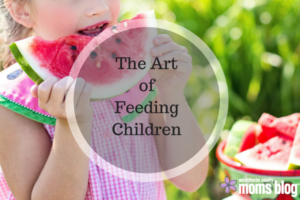 the art of feeding children