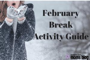 February break activity guide