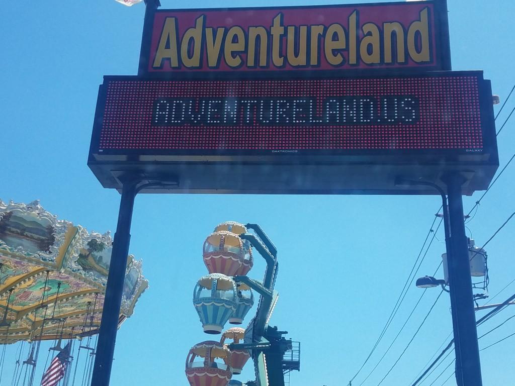 adventureland fun and adventure in our own backyard
