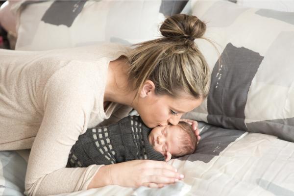 Motherhood changed me.