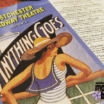 In the Westchester Broadway Theatre, Anything Goes!