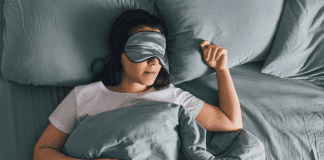 get sleeping