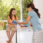 Tips for Staying on Top of Summer Laundry