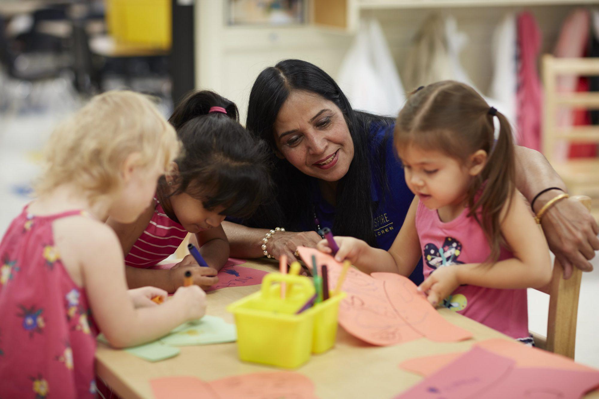 KinderCare Choosing a Caregiver