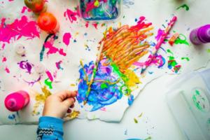 toddler art supplies