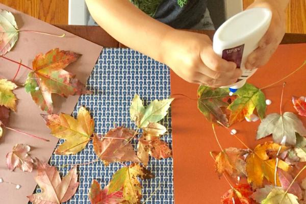fall art projects