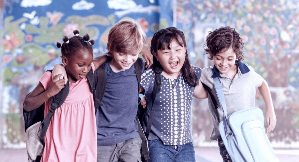anti-racist children