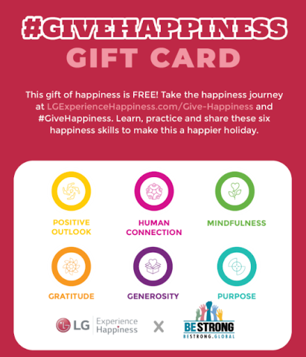 Give Happiness Gift Card