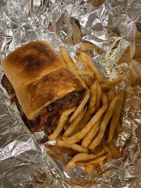 Little Sandwich Shop BBQ brisket